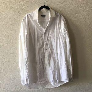 Kenneth Cole Reaction Men's Dress Shirt Slim Fit